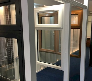 View our range of uPVC windows in our Trade Counters