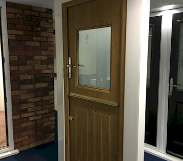 View The Rockdoor Stable Door in our Trade Counters
