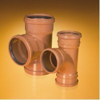 Floplast 160mm Underground Sewer