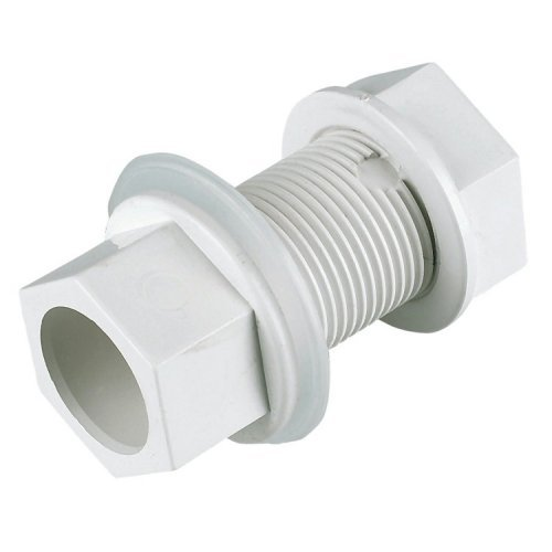 Floplast 21.5mm Pipe Overflow Tank Connector