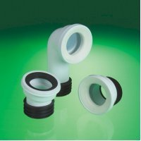 Floplast Soil-WC Connectors
