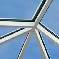 Contemporary Aluminium Rooflights