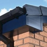 Fascia & Soffit - Royal Blue