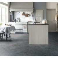 Viligno Dark Grey Tile Flooring