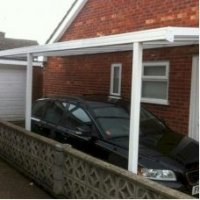 Aluminium Carport System Evolution DIY