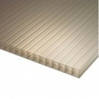 35mm Five Wall Bronze Polycarbonate Sheets