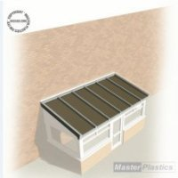 Polycarbonate 16mm Roof