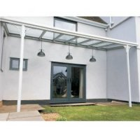 6mm Toughened Glass Canopy