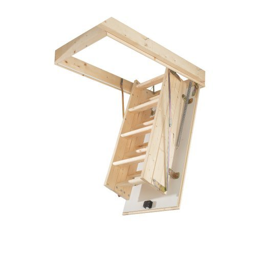 Loft Ladder Timber Complete Kit