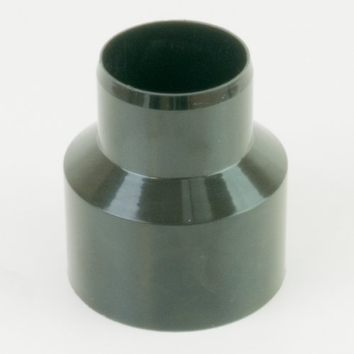 68mm - 50mm Downpipe Reducer Black  (R666B)