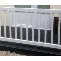 36 inch Balustrade - White