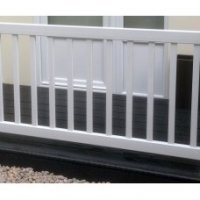 42 Inch Balustrade - White