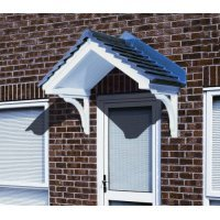 Door Canopies GRP