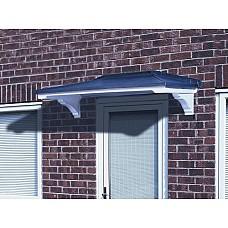 The Ikley GRP Over Door Canopy  sc 1 st  Master Plastics & GRP Door Canopies