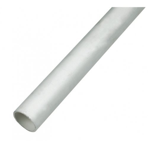 Floplast 40mm x 3m white Plain End Waste Pipe