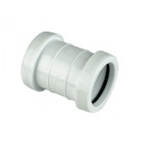 Floplast 40mm Waste Pipe Coupling