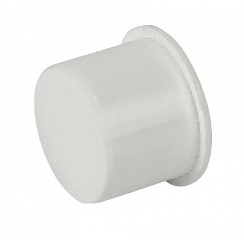 Floplast 40mm Waste Pipe Socket Plug