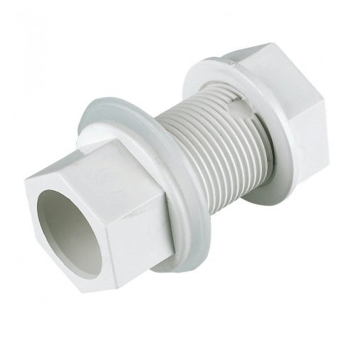 Floplast 32mm Waste Pipe Universal Tank Connector