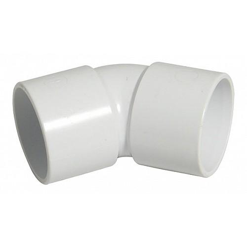 Floplast 50mm 135° Waste Pipe Bend