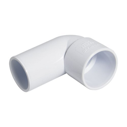 Floplast 40mm 90° Connector Waste Pipe