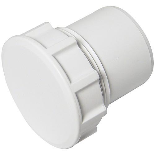 Floplast 50mm Waste Pipe Access Plug