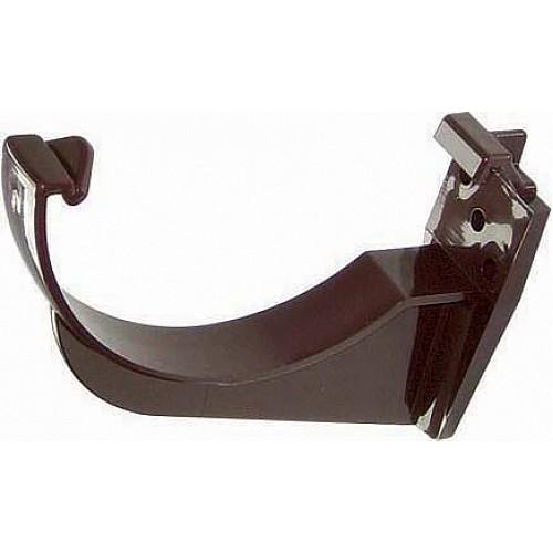 112mm Brown Half Round Gutter Fascia Bracket