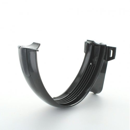 200mm Hunter Stormflo Industrial Guttering Support Bracket Black