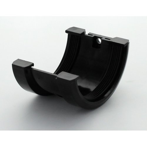 Hunter Black 76mm Gutter Joint Bracket