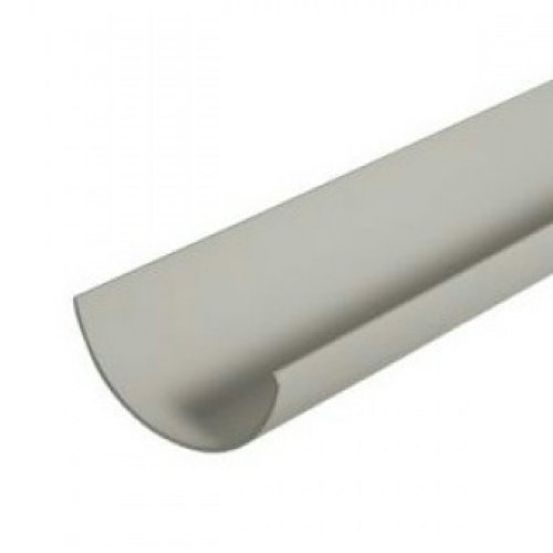 Hunter White 76mm Gutter 2M length