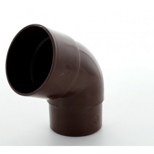 Hunter Brown 50mm Downpipe 112.5º offset bend
