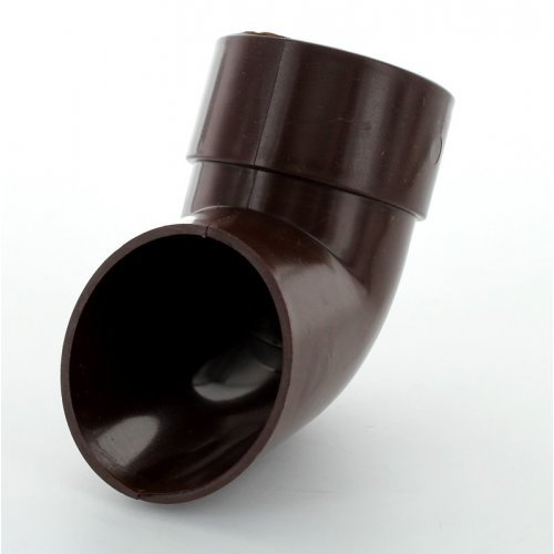 Hunter Brown 50mm Downpipe Shoe