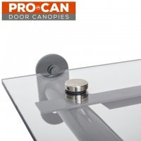 Pro-Can Polycarbonate Door Canopies