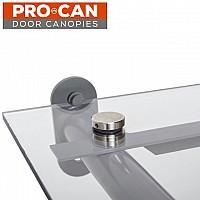 Pro-Can Polycarbonate Door Canopies