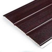 Hollow Shiplap Cladding - Rosewood