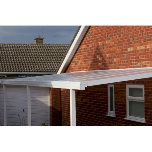 Evolution Car Port Aluminium Carport Canopy 3100mm Projection