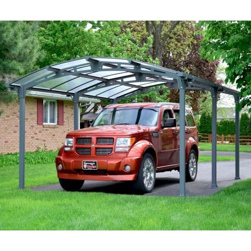 Arcadia 5000 Freestanding Car Port