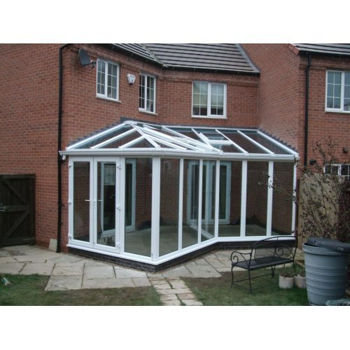 Edwardian Full Height Up To 4m x 3m Conservatory