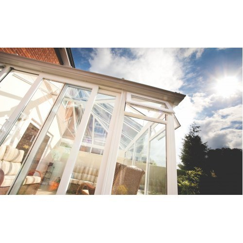 Edwardian Full Height Up To 3.5m x 3m Conservatory