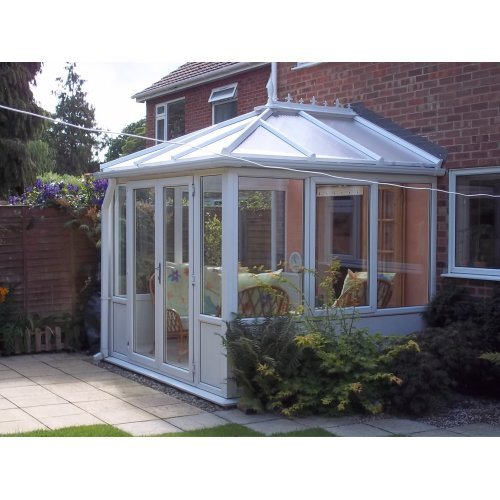 Edwardian Full Height Up To 4m x 4m Conservatory