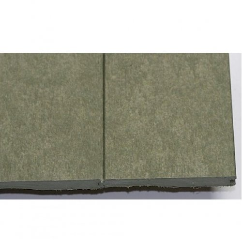 Caravan Composite Khaki Plastic Decking Boards