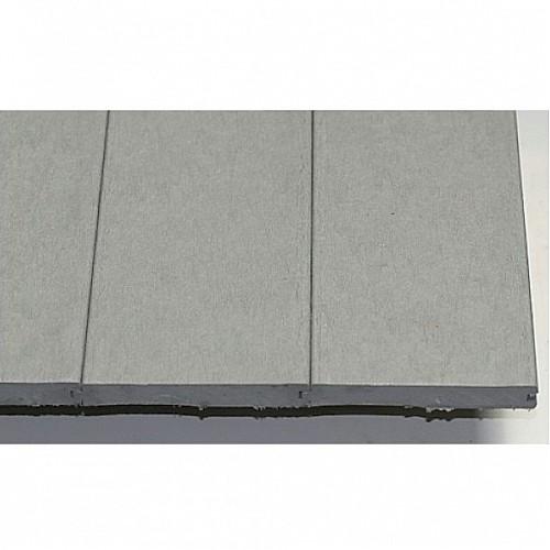 Caravan Composite Silver Plastic Decking Boards