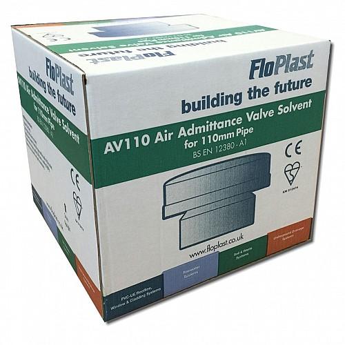 Internal Air Valve Grey