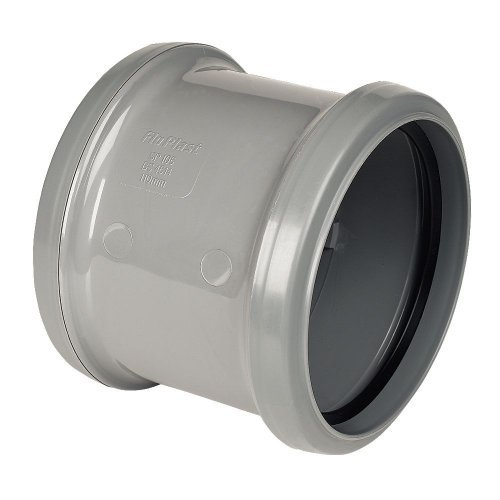 Floplast (SP105G) Double Socket Pipe Coupling