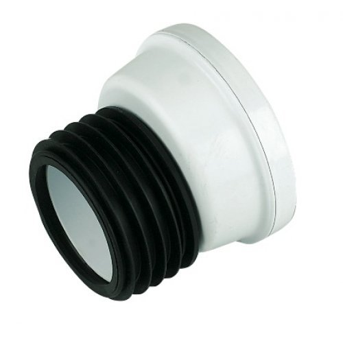 Floplast SP102 WC Toilet Offset Connector
