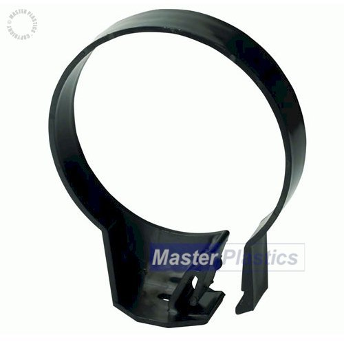 Hunter Black 82mm Pipe Clip