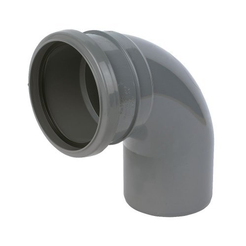 Floplast (SP162G) Soil Pipe 112º Bend