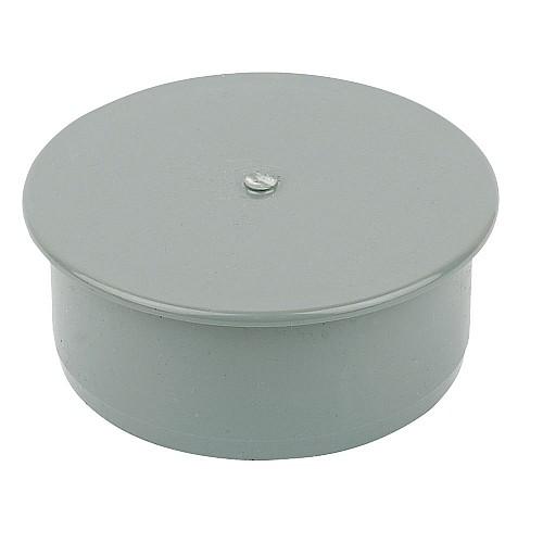 Floplast (SP296G) Socket Plug Grey