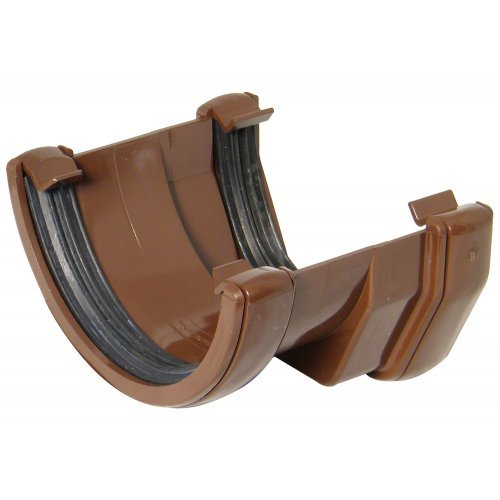 114mm Brown Square To 112mm Round Adapter (RDS1V)