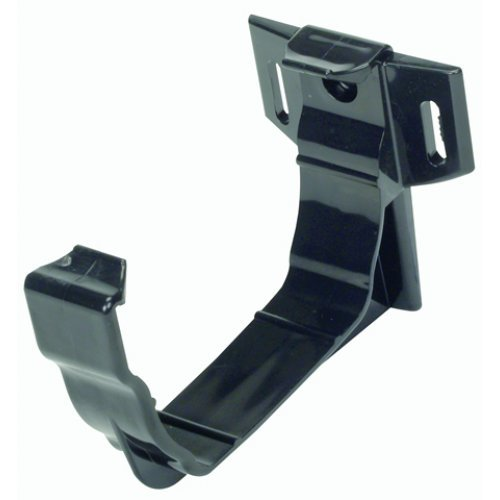 Black Hunter Regency Gutter Fascia Bracket