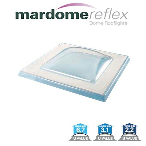 Mardome Reflex Dome Cover 600mm x 1200mm